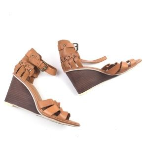 """Dolce Vita """"Cho"""" Wedge Sandals DR02067"""